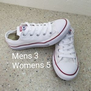 Converse All Star Junior 3/ Men 3/ Women 5